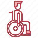 access, accessible, disability, disabled, wheelchair icon