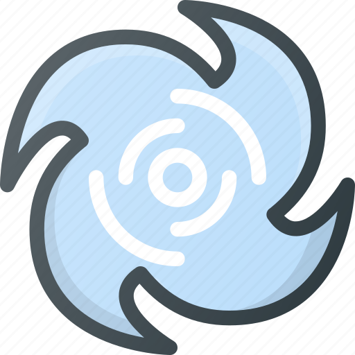 Catastrophe, cyclon, disaster, hurricane, weather icon - Download on Iconfinder