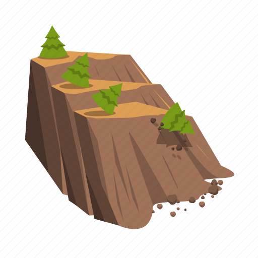 avalanches, disaster, environment, landslide, landslip, natural, nature icon