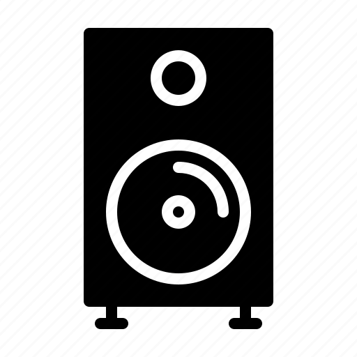 club, dj, music, party, speaker icon