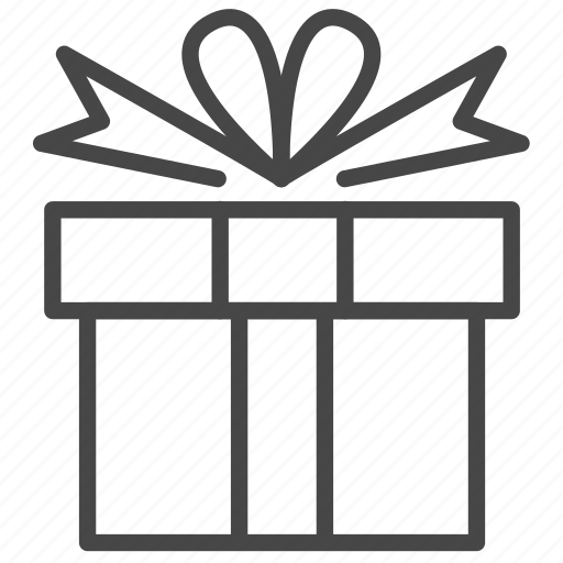 box, discount, gift, giftcard, present, sale icon