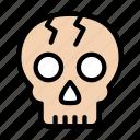 danger, death, medical, skeleton, skull