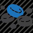 blood, cell, erythrocyte, erythrocytes icon