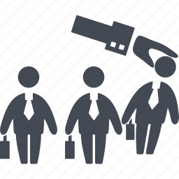 discrimination, dismissal, redundancy, remove icon
