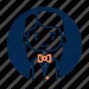 avatar, diversity, female, girl, people, profession, waitress