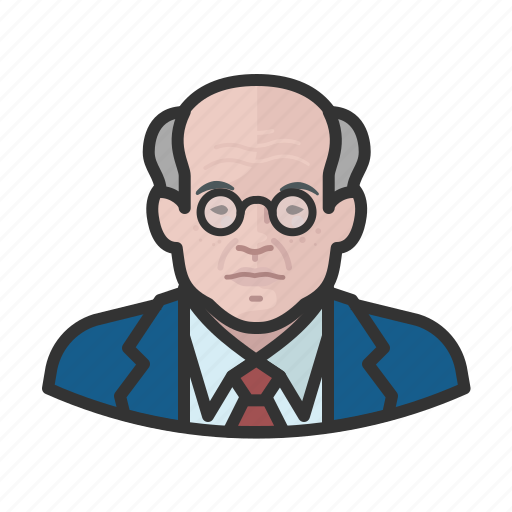 Avatar, elderly, man, old man, user icon - Download on Iconfinder