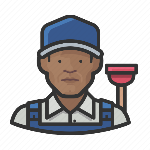 Avatar, male, man, plumber, user icon - Download on Iconfinder