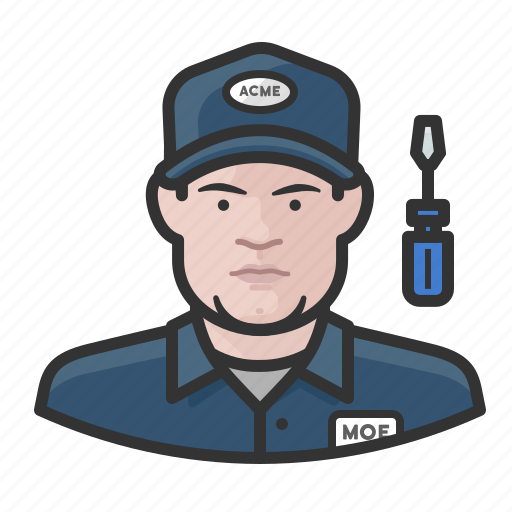 Avatar, male, man, repair, technician, user icon - Download on Iconfinder