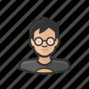 asian, avatar, male, profile, teenagers, user