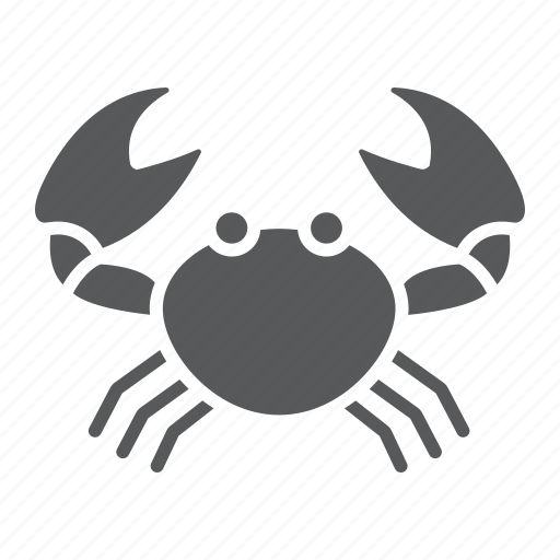 Animal, aquatic, crab, nature, ocen, sea, underwater icon - Download on Iconfinder