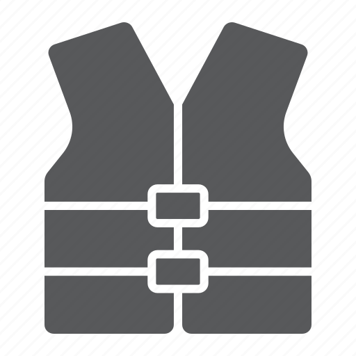 Dive, diving, jaket, life, safety, swimming, vest icon - Download on Iconfinder