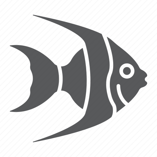 animal, aquatic, fish, ocean, sea, tropical, underwater icon