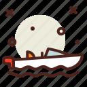boat1underwater, motor, ocean, scuba, sea