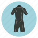 dive, diving, equipment, ocean, sea, suit icon