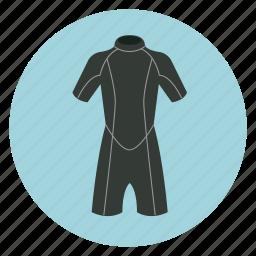 dive, diving, equipment, ocean, sea, suit icon