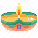 candle, cultures, decoration, diwali, ornamental, religion