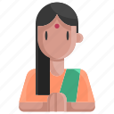 hindu, hinduism, india, oriental, people, religion, woman