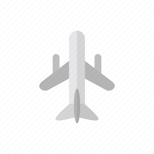 aeroplane, delivery, logistics, travel icon