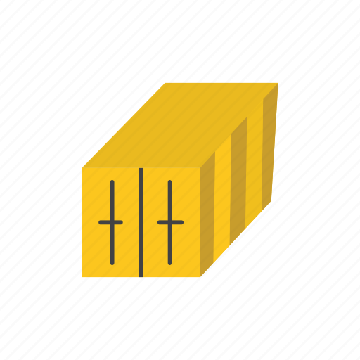 container, delivery, logistics icon