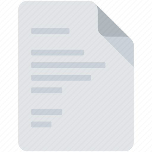 doc, document, file, information, instruction, letter, text icon