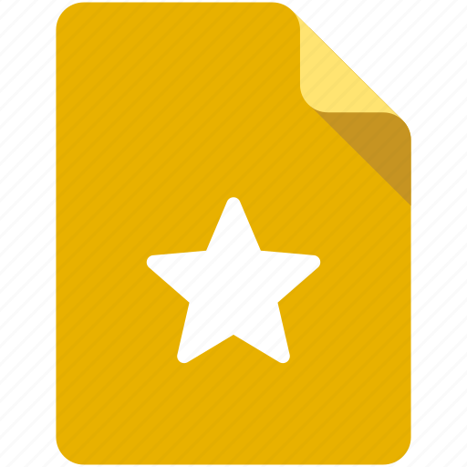 best, document, favorite, rating, star, top, win icon