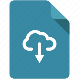 cloud, document, load, save, share, sunc, upload icon
