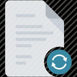 close, cross, delete, document, forbidden, remove, skip icon