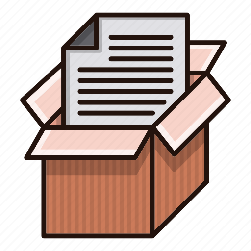 archive, document, files, office, storage icon