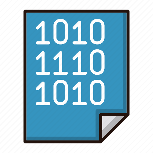 data, document, file, files, office, processing icon