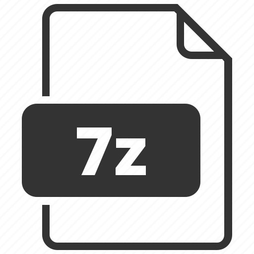 archive, compressed, file, format icon