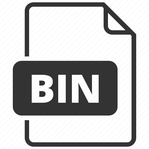 archieve, bin, compressed, file format icon