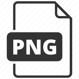file format, image, png icon