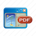 pdf, folder, document, type, file, format