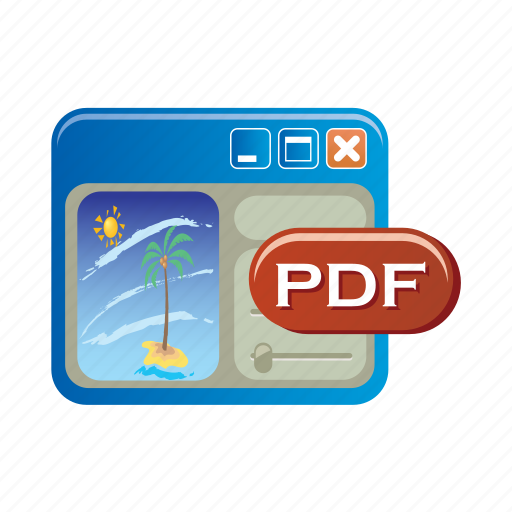 document, file, folder, format, pdf, type icon