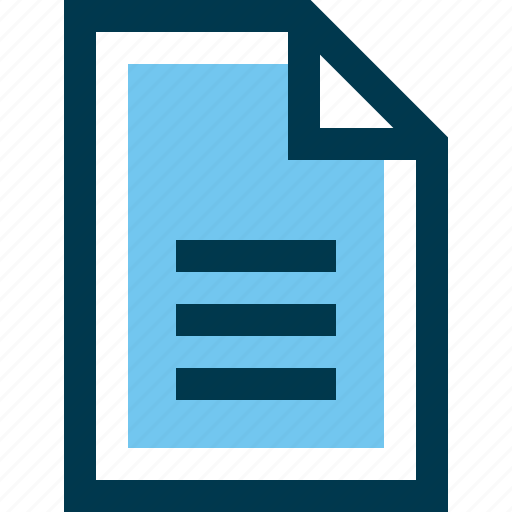 doc, document, file, office, paper, sheet, text icon