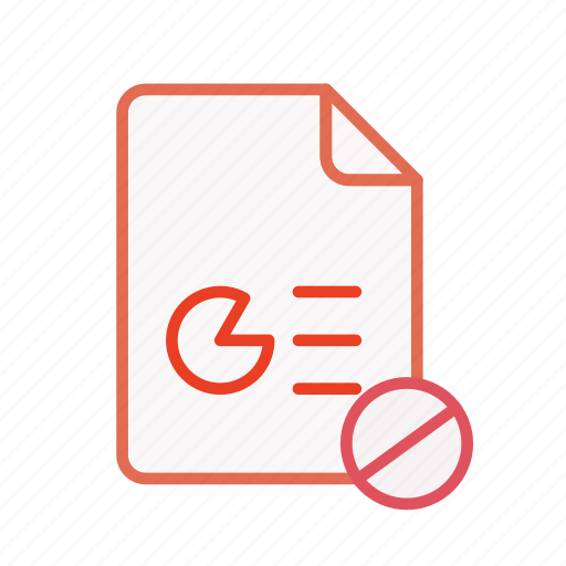 block, document, file, office, ppt, presentation, type icon