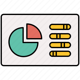 chart, charts, document, file, interface, pie icon