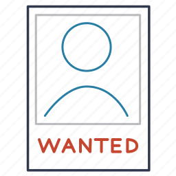 document, file, page, vacancy, wanted, web icon