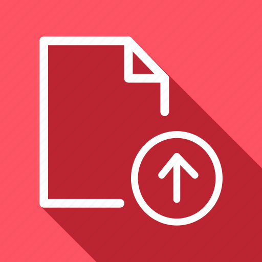 data, document, extension, file, folder, sheet, upload icon