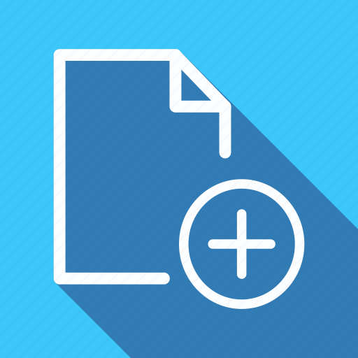 data, document, extension, file, folder, plus, sheet icon