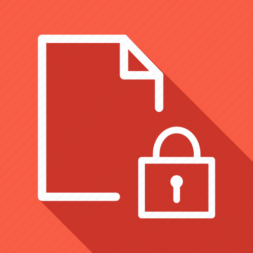 data, document, extension, file, folder, lock, sheet icon