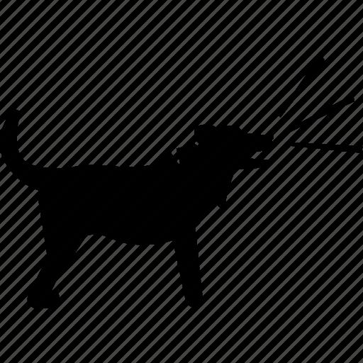 Bark, barking, dog icon - Download on Iconfinder