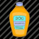 animal, dog, pet, shampoo icon
