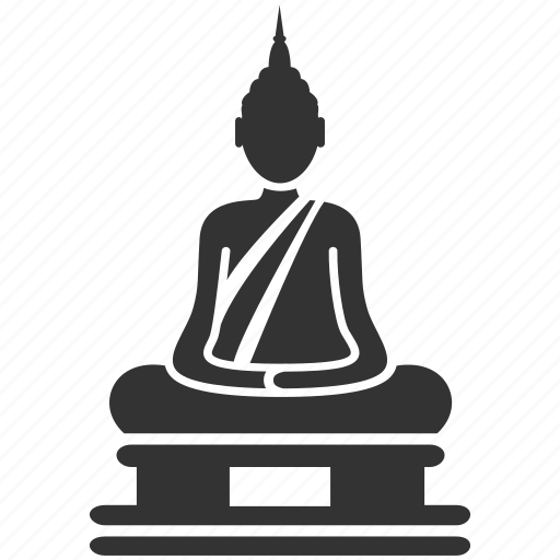 beliefs, buddha, buddhism, dogma, hallow, holy, religion icon