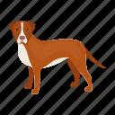 beast, dog, mammal, pet, staffordshire icon