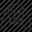 breed, cocker, dog, gundog, pet, puppy, spaniel icon