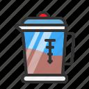 baverage, blender, juicer, shaker, smoothie icon
