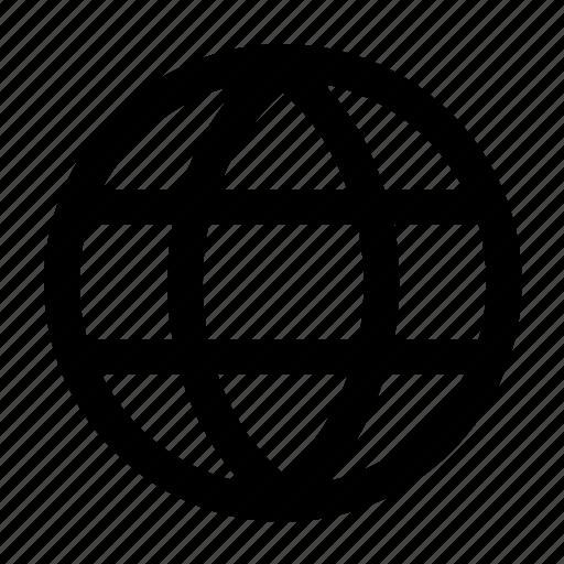 Globe, internet, website, world icon - Download on Iconfinder