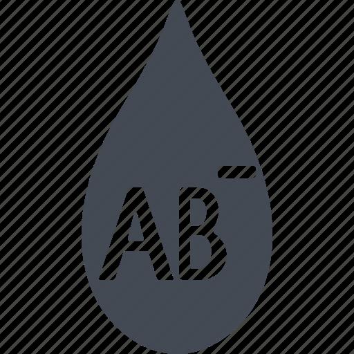 blood type, donorship, drop, rh blood icon