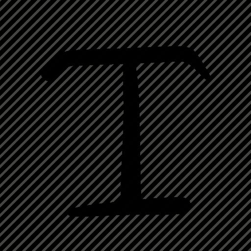 design, doodle, text, type, typography, web, write icon
